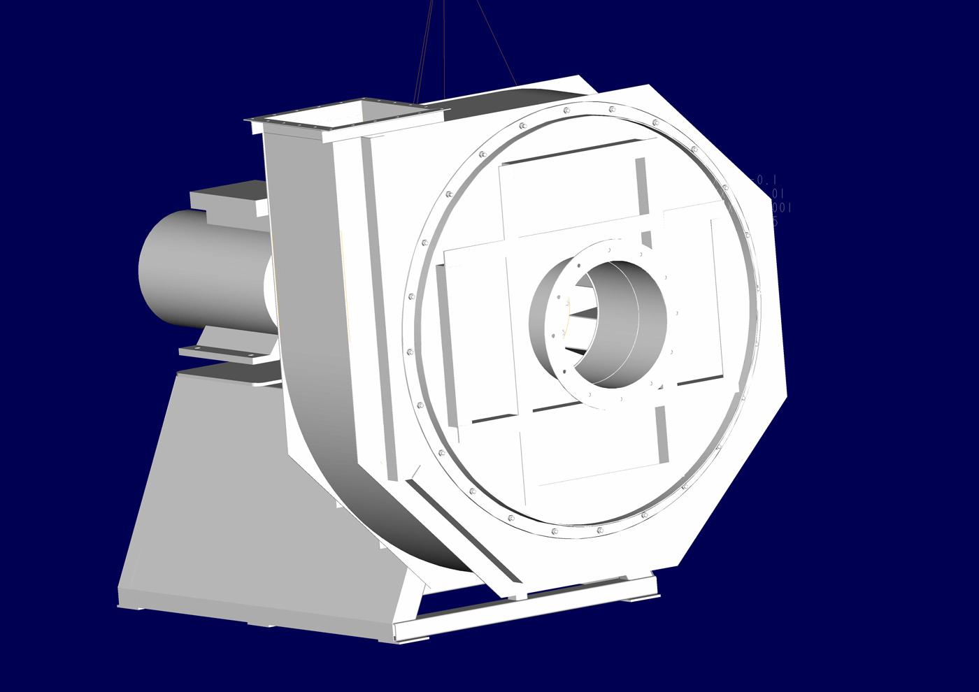 High Pressure Blower Fan : High pressure fans products Компания АВК Проектирование и