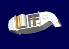 Теплообменник поверхностного типа для использования теплоты отходящих газов в котором теплообмен меж gea nt 50t